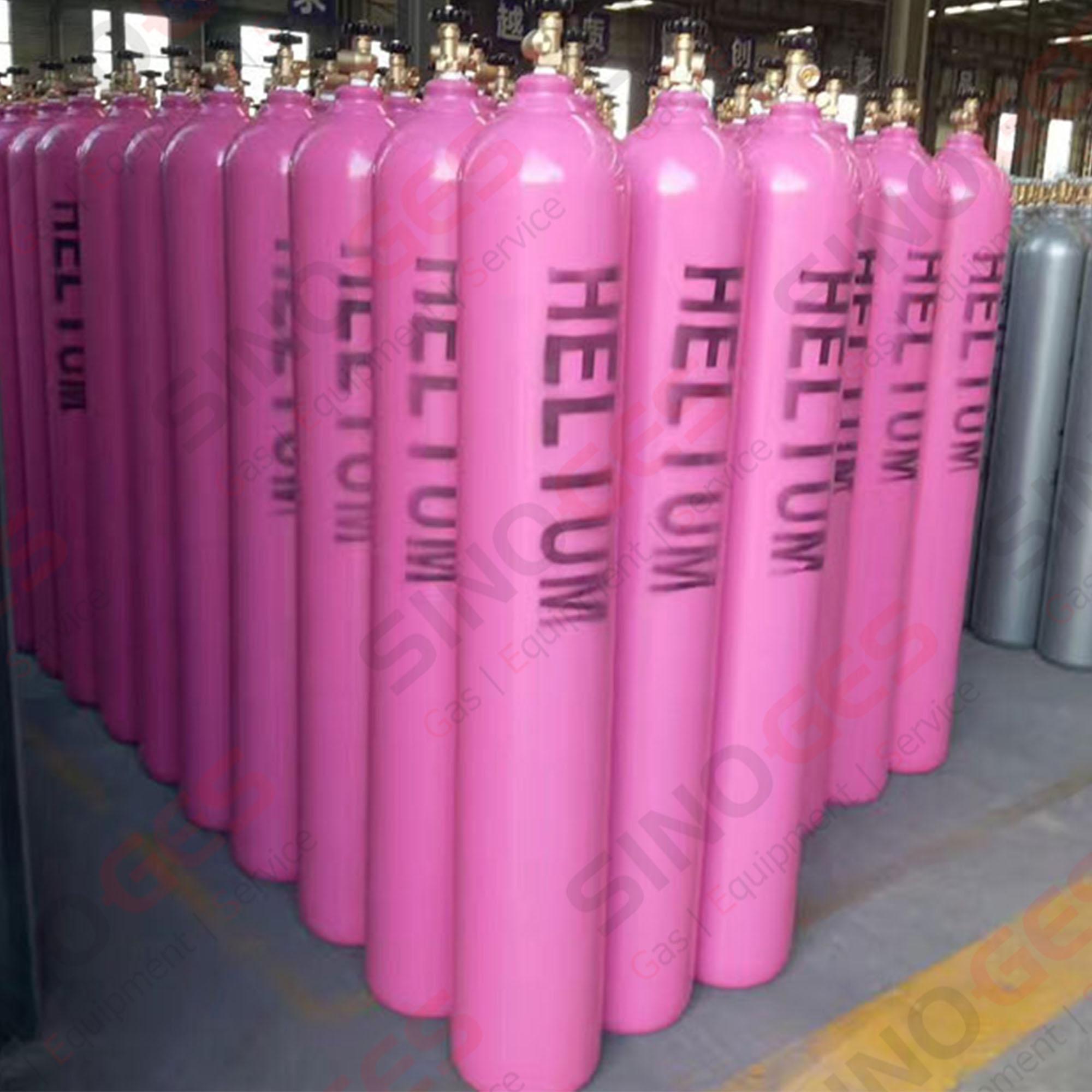 Helium 40L 5.5M3 In Stock