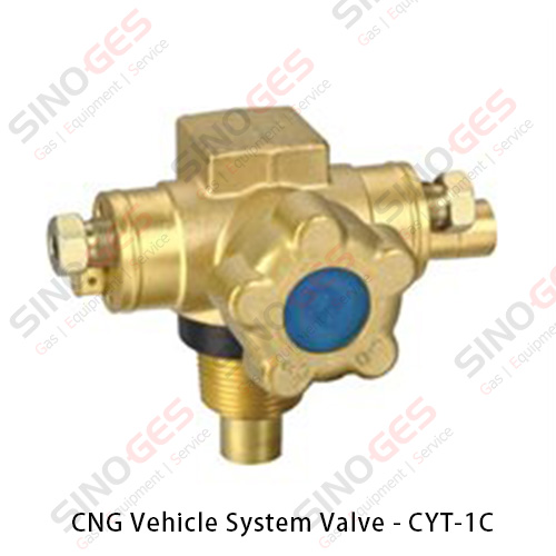 CNG Vehicle System Valve - CYT-1C