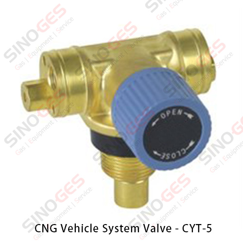 CNG Vehicle System Valve - CYT-5