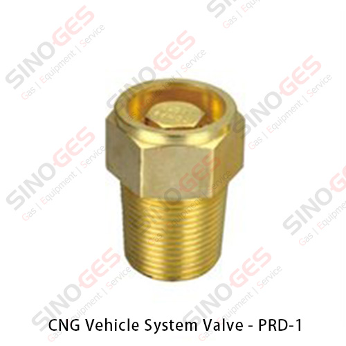 CNG Vehicle System Valve - PRD-1