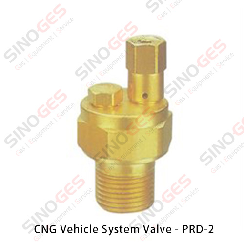 CNG Vehicle System Valve - PRD-2