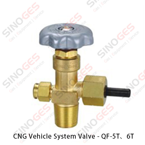 CNG Vehicle System Valve - QF-5T、6T