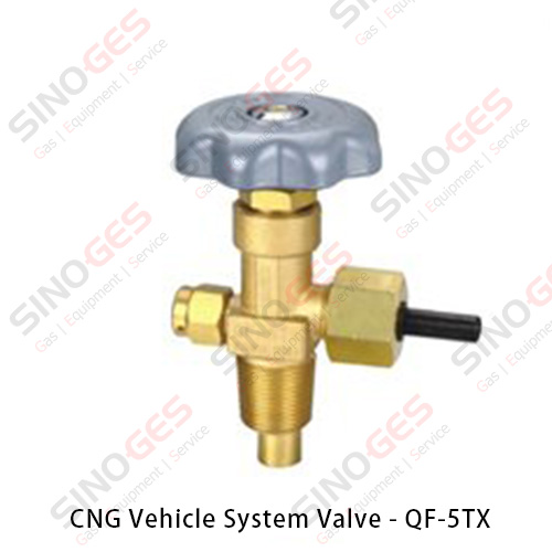 CNG Vehicle System Valve - QF-5TX