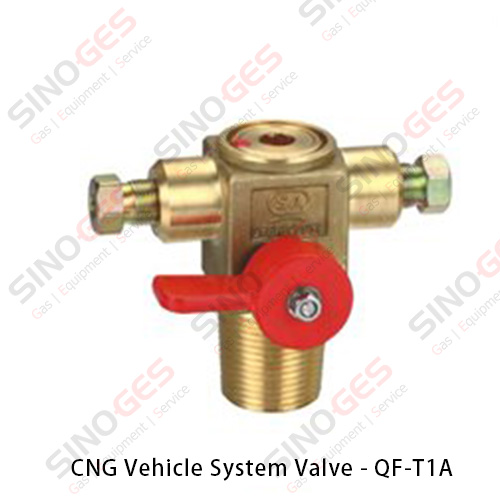 CNG Vehicle System Valve - QF-T1A