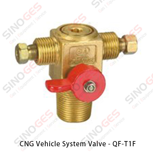 CNG Vehicle System Valve - QF-T1F
