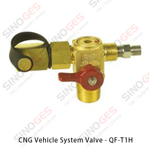 CNG Vehicle System Valve - QF-T1H