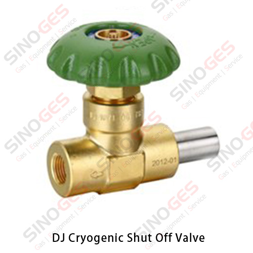 DJ Cryogenic Shut Off Valve