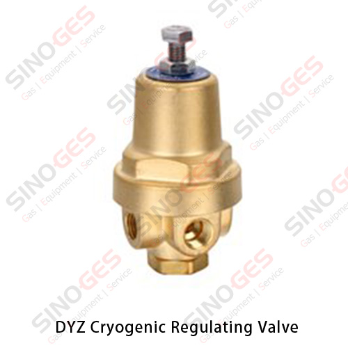 DYZ Cryogenic Regulating Valve