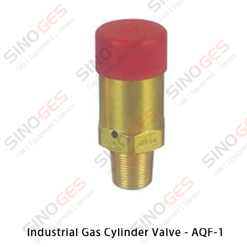 Industrial Gas Cylinder Valve - AQF-1