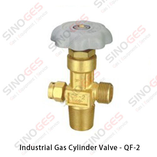 Industrial Gas Cylinder Valve - QF-2