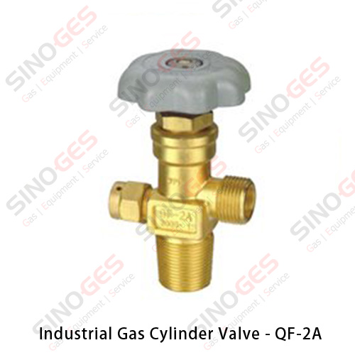Industrial Gas Cylinder Valve - QF-2A