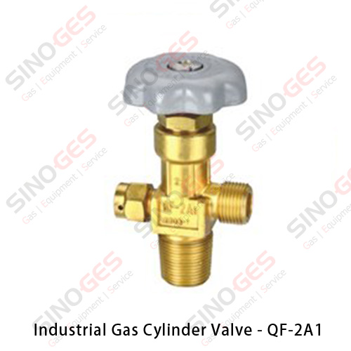 Industrial Gas Cylinder Valve - QF-2A1