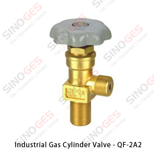 Industrial Gas Cylinder Valve - QF-2A2