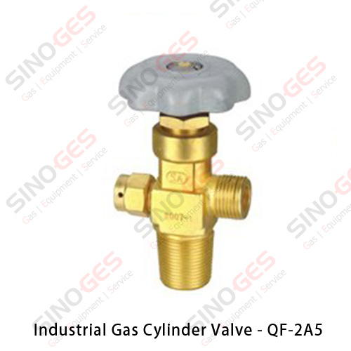 Industrial Gas Cylinder Valve - QF-2A5