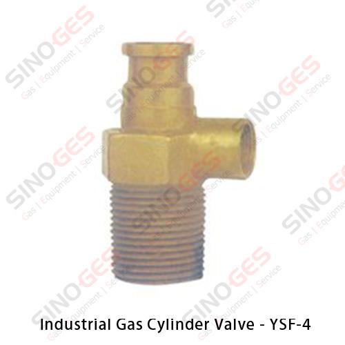 Industrial Gas Cylinder Valve - YSF-4