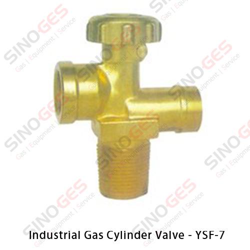 Industrial Gas Cylinder Valve - YSF-7