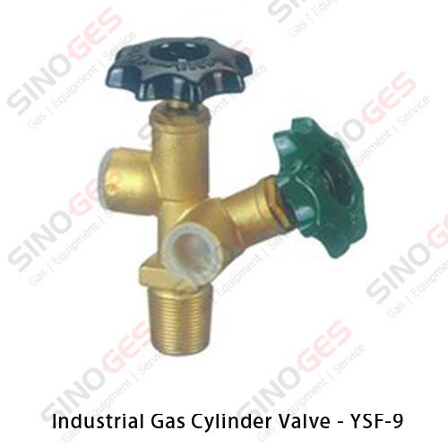 Industrial Gas Cylinder Valve - YSF-9