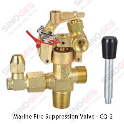 Marine Fire Suppression System Valve - CQ-2