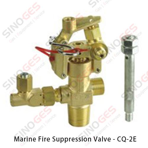 Marine Fire Suppression System Valve - CQ-2E