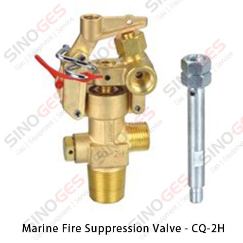 Marine Fire Suppression System Valve - CQ-2H