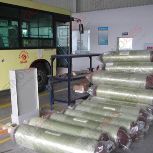 Sinoges_30CrMo _Type_2_composite_CNG_Tank__200Bar_20 Mpa_Service_Pressure_used_in_bus