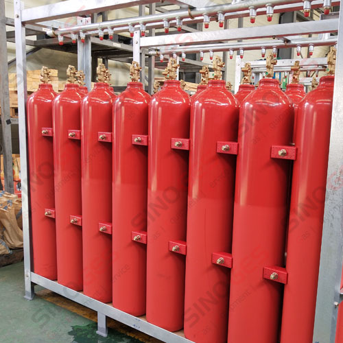 Sinoges_37Mn_Steel_Alloy_Metallic_CO2_Fire_Suppression_System_Cylinder_150Bar_15Mpa_Used_in_Korea