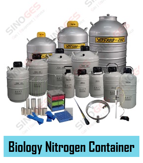 Sinoges Products - Biology Nitrogen Container