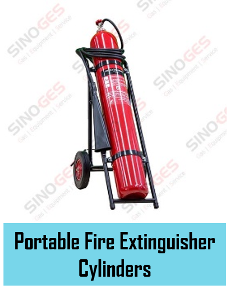 Sinoges Products - Portable Fire Extinguisher Cylinders